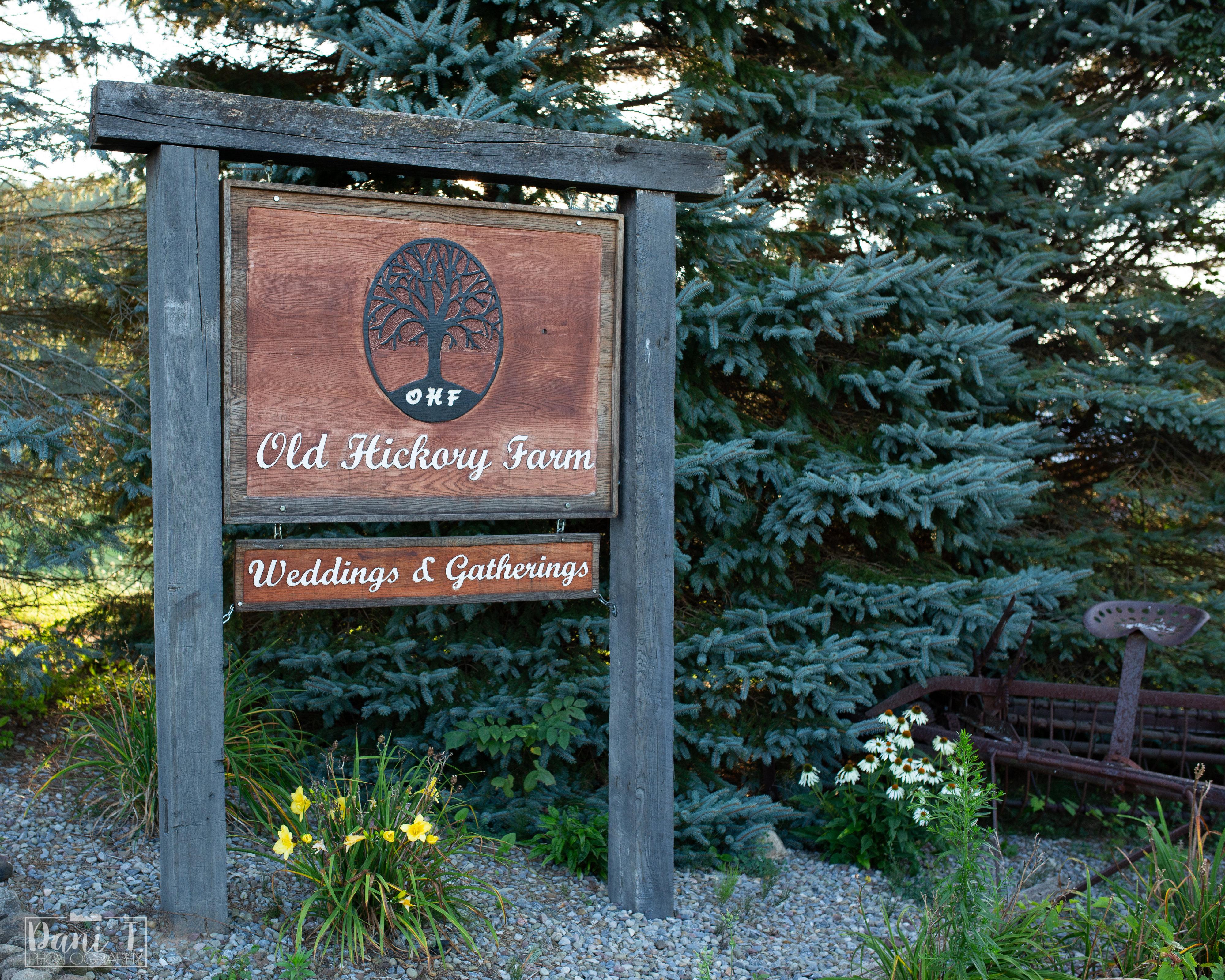 old hickory farm; barn wedding; central ny